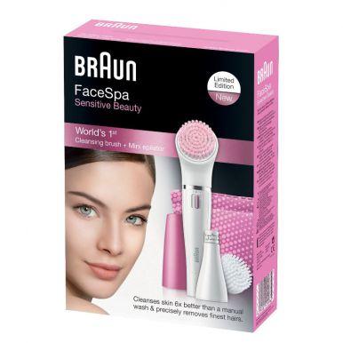 Эпилятор Braun SE 851 Face