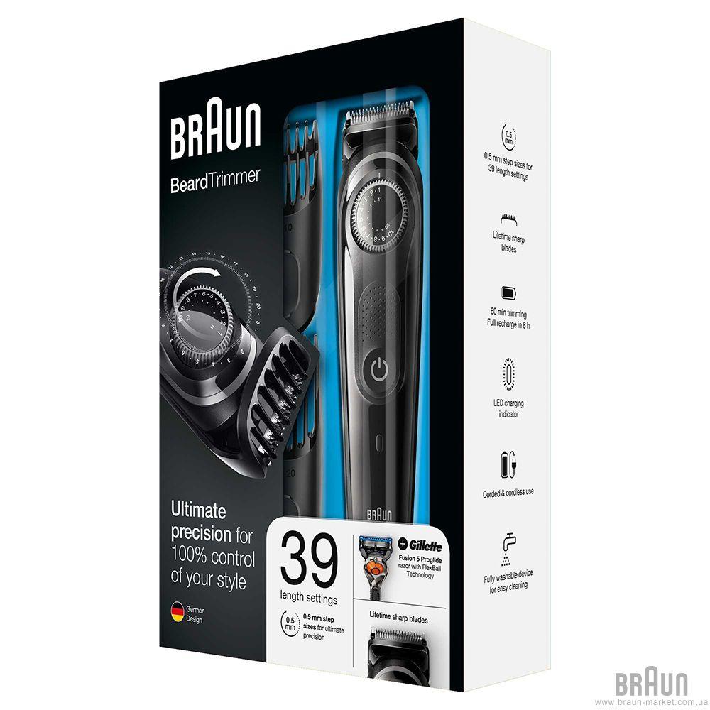 триммер Braun Bt 3042