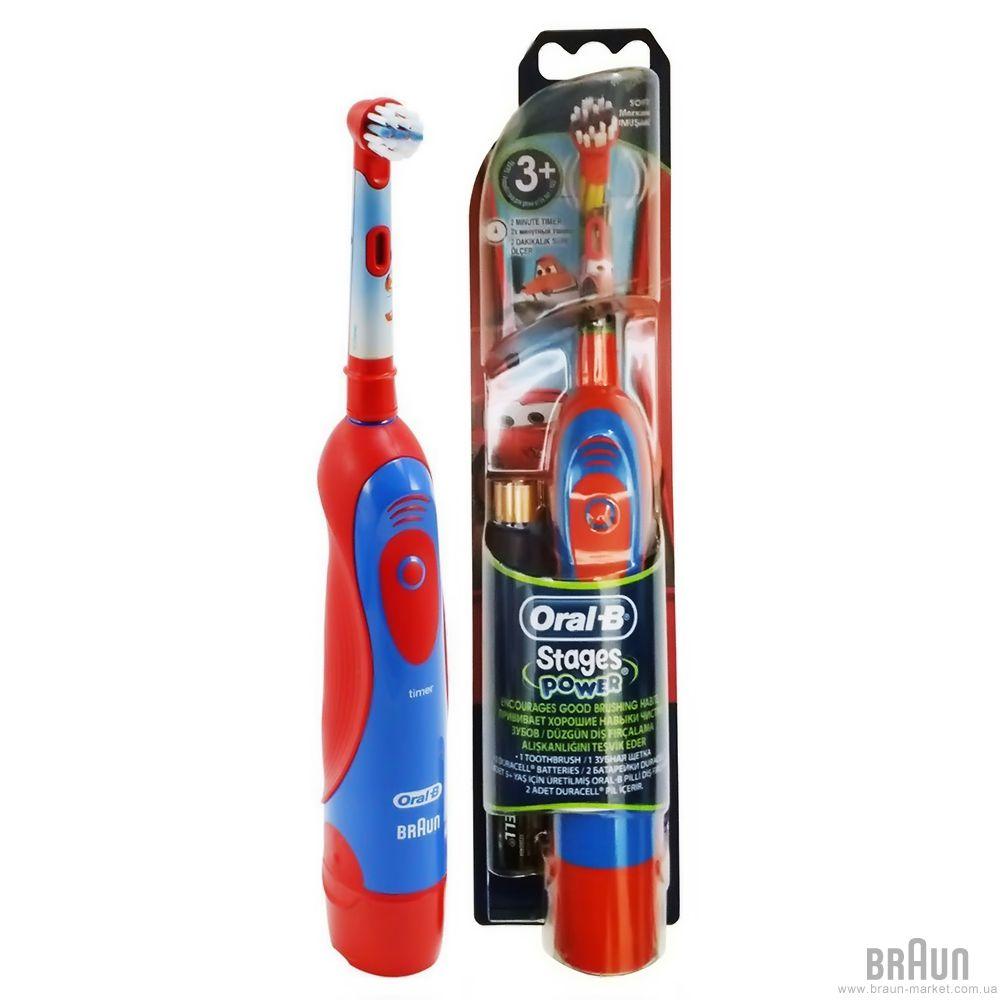 Зубна щітка Braun Oral-B DB4 (Cars). Купити в фірмовому магазині ... 11af58d1c26b9
