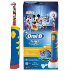 Зубна щітка Oral-B Mickey Mouse D10.513