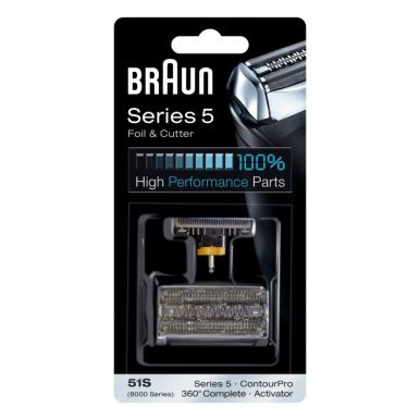 Сітка і ріжучий блок Braun Series 5 51S