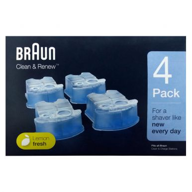 Картридж Braun CCR4 Clean & Renew