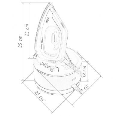 Гладильные системы Braun. Купить паровую гладильную систему в ... 7cdb2c68eb488