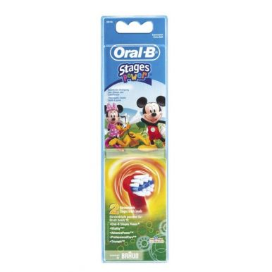 Насадка Braun Oral-B Kids Mickey Mouse EB 10 (2)