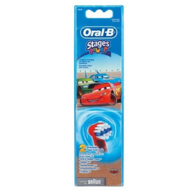 Насадка Braun Oral-B Kids Cars EB 10 (2)