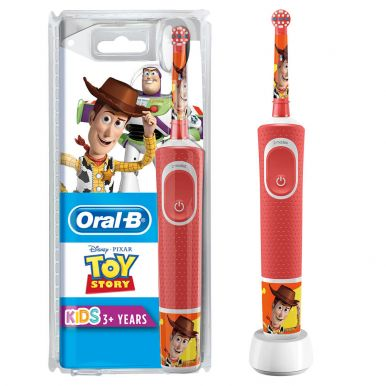 Зубная щетка Braun Oral-B D100 Kids Toy Story