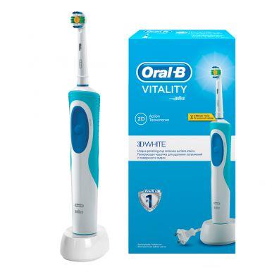 Зубні щітки Braun Oral-B. Купити електричну зубну щітку Oral B в ... 70e09b98bbf98