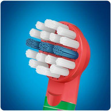 Дитячі зубні щітки Braun Oral-B. Купити дитячий електричну зубну щітку в  фірмовому магазині Braun Україна 50dbcdd10cf37