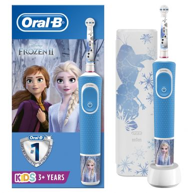 Зубная щетка Braun Oral-B Kids Frozen 2 D100.413.2KX