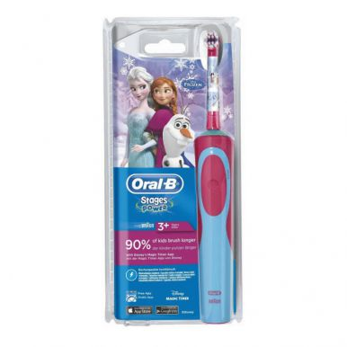 Зубная щетка Braun Oral-B Kids Frozen D 12.513K