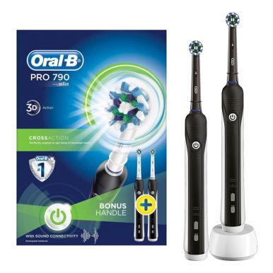 Зубная щетка Braun Oral-B PRO 790 Cross Action