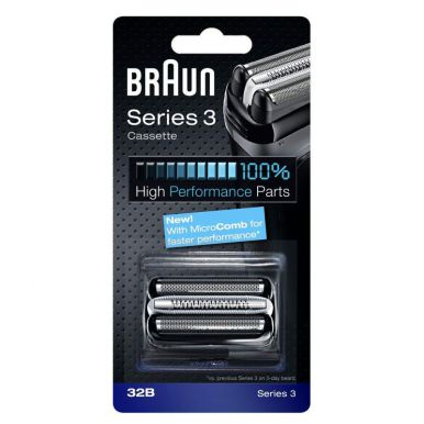 Сітка і ріжучий блок Braun Series 3 32B