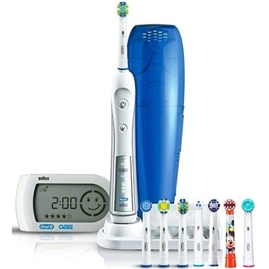 Обзор зубной щётки Braun Oral-B Triumph Professional Care 5000 D 34.545