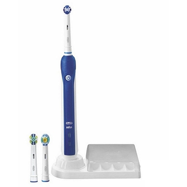 Обзор зубнщй щётки Braun Oral-B TriZone 3000 D 20.535 (No translation)