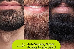 Autosensing motor