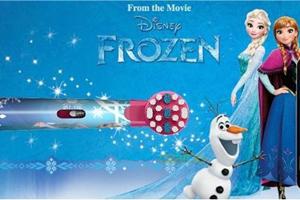 Детская зубная электрощетка Braun Oral-B Kids Frozen D 12.513K