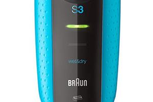 Приятные мелочи бритвы Braun Series 3 3010BT
