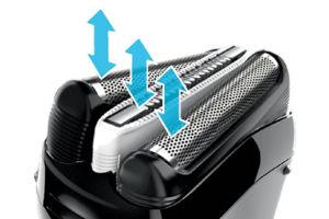 Сетка Senso Foil с технологией MicroComb